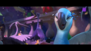 Rio 2 Digital HD TV Spot