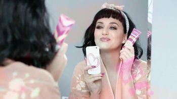 CoverGirl #instaGLAM Collection TV Spot, 'Life Happens Fast' Ft. Katy Perry - 90 commercial airings