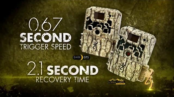 Browning Trail Cameras TV Spot, 'Faster, Smaller, Better' - Thumbnail 3