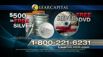 Lear Capital TV Spot, 'Free Silver Coins' - Thumbnail 10