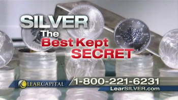 Lear Capital TV Spot, 'Free Silver Coins' - Thumbnail 7