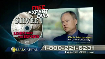 Lear Capital TV Spot, 'Free Silver Coins' - Thumbnail 8