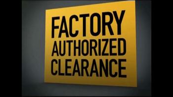 La-Z-Boy Factory Authorized Clearance TV Spot - Thumbnail 1