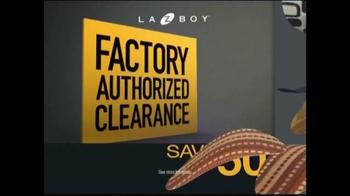 La-Z-Boy Factory Authorized Clearance TV Spot - Thumbnail 9