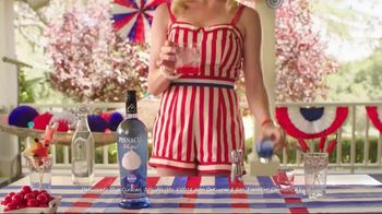 Pinnacle Vodka TV Spot, 'Star-Spangled Spritzer'