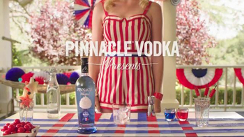 Pinnacle Vodka TV Spot, 'Star-Spangled Spritzer' - Thumbnail 1