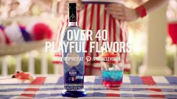 Pinnacle Vodka TV Spot, 'Star-Spangled Spritzer' - Thumbnail 10