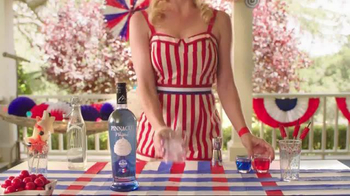 Pinnacle Vodka TV Spot, 'Star-Spangled Spritzer' - Thumbnail 2