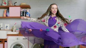 Downy Unstopables TV Spot, 'La Historia de Una Niña Única' [Spanish] - 331 commercial airings