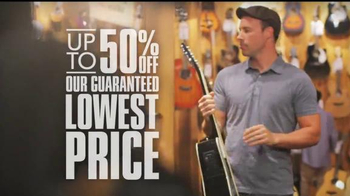 Guitar Center 4th of July Sale TV Spot - Thumbnail 2