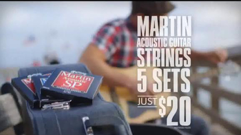 Guitar Center 4th of July Sale TV Spot - Thumbnail 7