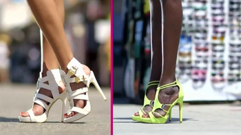 Shoedazzle.com Buy 1 Get 1 Free TV Spot, 'Hot Fashions' - 1992 commercial airings