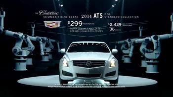 Cadillac Summer's Best Event TV Spot, 'Robot Arms' - Thumbnail 9
