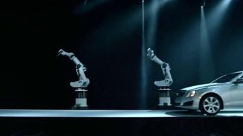 Cadillac Summer's Best Event TV Spot, 'Robot Arms' - Thumbnail 6