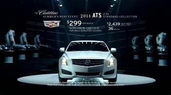 Cadillac Summer's Best Event TV Spot, 'Robot Arms' - Thumbnail 8