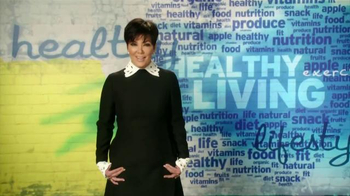 The More You Know TV Spot, \'Health: Active Family\' Featuring Kris Jenner