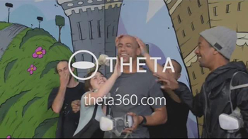 Ricoh Theta TV Spot Featuring Sirron Norris