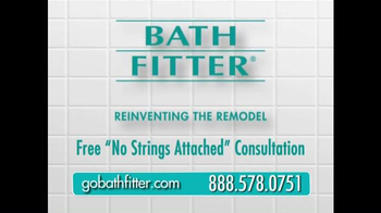 Bath Fitter TV Spot, 'It's Better with Bath Fitter' - Thumbnail 9