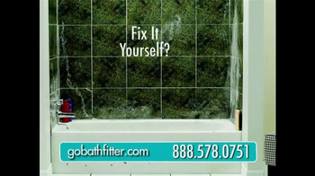 Bath Fitter TV Spot, 'It's Better with Bath Fitter' - Thumbnail 2