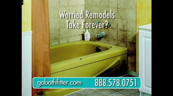 Bath Fitter TV Spot, 'It's Better with Bath Fitter' - Thumbnail 3