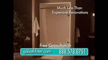 Bath Fitter TV Spot, 'It's Better with Bath Fitter' - Thumbnail 6