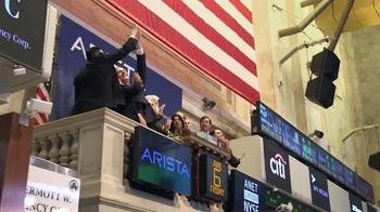 New York Stock Exchange TV Spot, 'Arista Networks' - Thumbnail 6