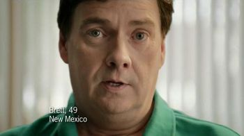 Center For Disease Control TV Spot, 'Brett'