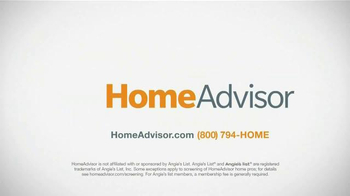 HomeAdvisor TV Spot, 'Totally Free' - Thumbnail 10