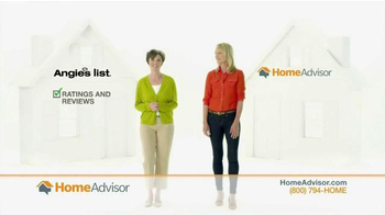 HomeAdvisor TV Spot, 'Totally Free' - 4350 commercial airings