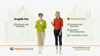 HomeAdvisor TV Spot, 'Totally Free' - Thumbnail 6