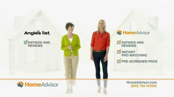 HomeAdvisor TV Spot, 'Totally Free' - Thumbnail 7