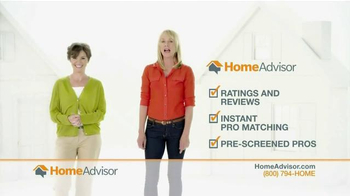 HomeAdvisor TV Spot, 'Totally Free' - Thumbnail 8