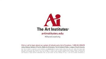 The Art Institutes TV Spot, 'Josh' - Thumbnail 10