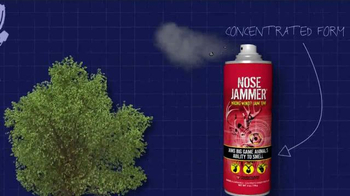 Nose Jammer TV Spot, 'Natural Aromatic Compounds' - Thumbnail 6