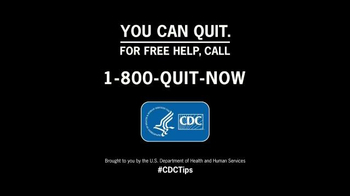 U.S. Department of Health and Human Services TV Spot, 'You Can Quit' - Thumbnail 10