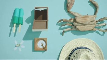 HGTV HOME by Sherwin-Williams Coastal Cool Collection TV Spot, 'Keep It Cool' - Thumbnail 6