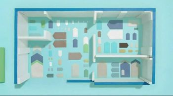 HGTV HOME by Sherwin-Williams Coastal Cool Collection TV Spot, 'Keep It Cool' - Thumbnail 8