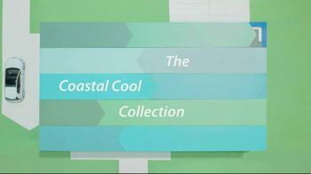 HGTV HOME by Sherwin-Williams Coastal Cool Collection TV Spot, 'Keep It Cool' - Thumbnail 9
