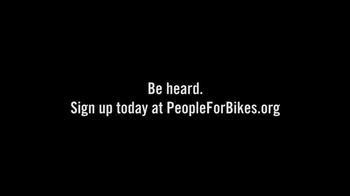 People for Bikes TV Spot, 'Better Riding for Everyone' - Thumbnail 10