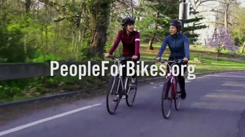 People for Bikes TV Spot, 'Better Riding for Everyone' - Thumbnail 5
