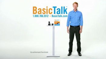 BasicTalk TV Spot, 'News Anchor' - Thumbnail 1