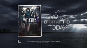 Witches of East End DVD and Digital HD TV Spot