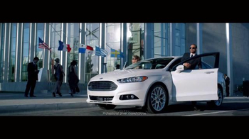 Ford Summer Spectacular Sales Event TV Spot, 'Fusion Style'