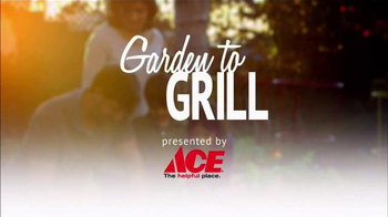 ACE Hardware TV Spot, 'Garden to Grill'