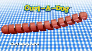 Curl-a-Dog TV Spot - 770 commercial airings