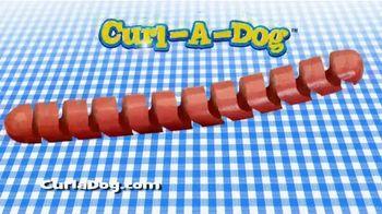 Curl-a-Dog TV Spot