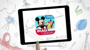 Disney IMAGICADEMY Mickey's Magical Arts World App TV Spot, 'Create' - Thumbnail 2