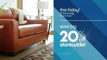 Ashley Furniture Homestore 12 Hour Sale TV Spot, 'Save Big' - Thumbnail 6