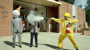 Jack in the Box Blazin' Chicken TV Spot, 'Mustache PSA' [Spanish] - 41 commercial airings