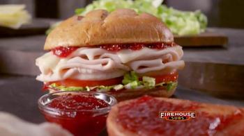 Firehouse Subs Turkey Bacon Ranch TV Spot, 'Delicioso' [Spanish] - Thumbnail 2